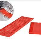 Tire Traction Mat Foldable Grip Pad Emergency Snow Ice Sand Auto Roadside Care 2