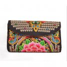 Yunnan National Style Woman's Emboridery Evening Banquet Bag Handbag Chinese Sty