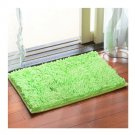 Chenille Carpet Non-slip Ground Door Mat    fruit green   40*60cm