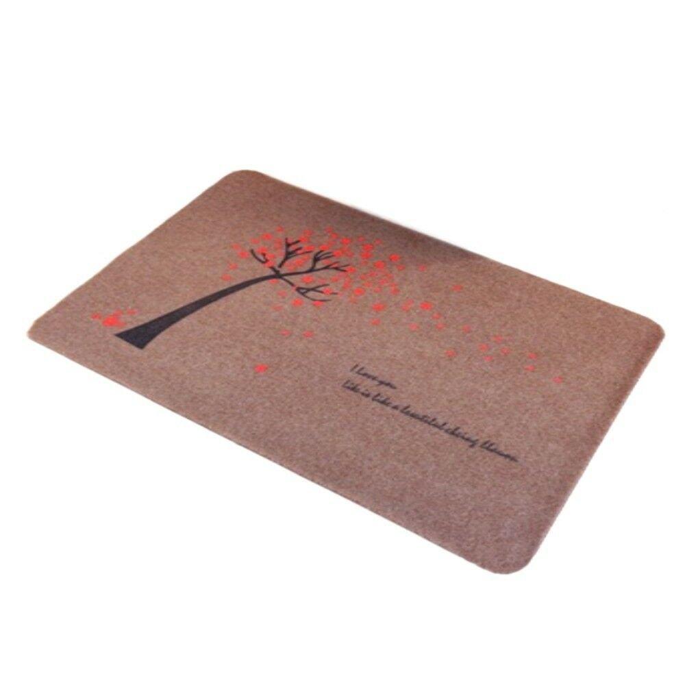 Ground Door Foot Non-slip Mat Carpet  02  40*60cm