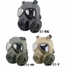 Airsoft Costume Fog Proctection Mask Goggles  Paintball with fan filter