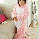 Kids Cute Cartoon Sleepwear Pajamas Cosplay Costume Animal One-piece Fancy 11