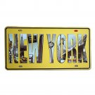 America Vintage Car Plate Wall Hanging Decoration   11