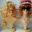 Professional Heavy Female Wig Mannequin  For Wigs Hat Sunglasses Jewelry Display