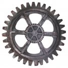 Loft Vintage Industrial Style Gear Wall Hanging Decoration