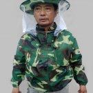 Camouflage Beekeeping Clothing Uniform Veil Equipment-Camouflage
