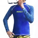 S060 S061 S062 S063 Diving Suit Wetsuit Fishing Surfing    camouflage+blue