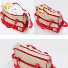 Hot 5pc Baby multifunction Changing Diaper Nappy Mummy Mother Handbag Bags
