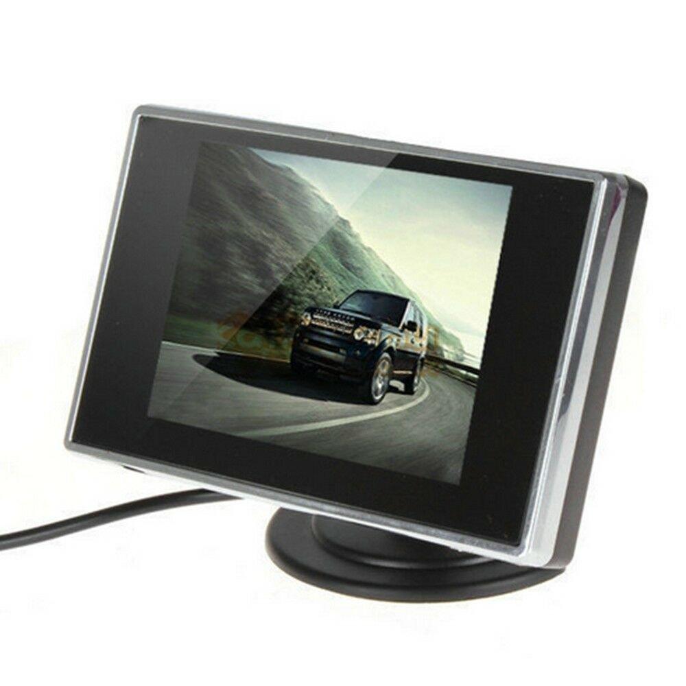 """Car Rearview Camera 3.5"""" Digital LCD Display"""