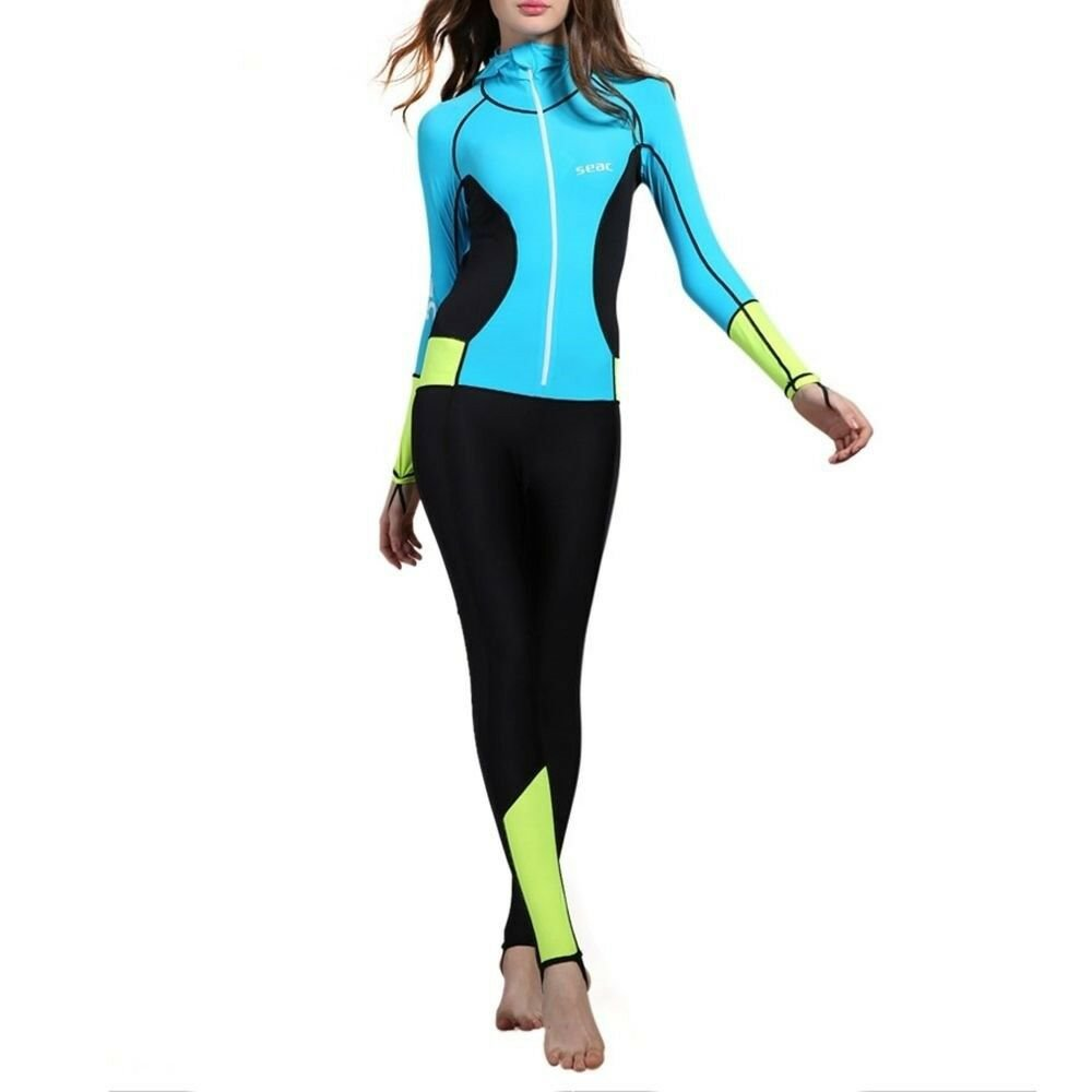 S007  UPF50+ Diving Suit Wetsuit Close-fitting Surfing   S007 hooded