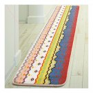 Holiday Travel Ground Door Non-slip Mat Carpet   50*80cm