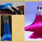 Original Design Silk String Earring Vintage Tassel Earring Long Woman Earring