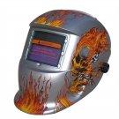 Auto Darkening Welding Helmet is Lightweight & Durable with Auto Power Features
