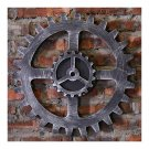 Industrial Style Gear Wall Haning Decoration    H