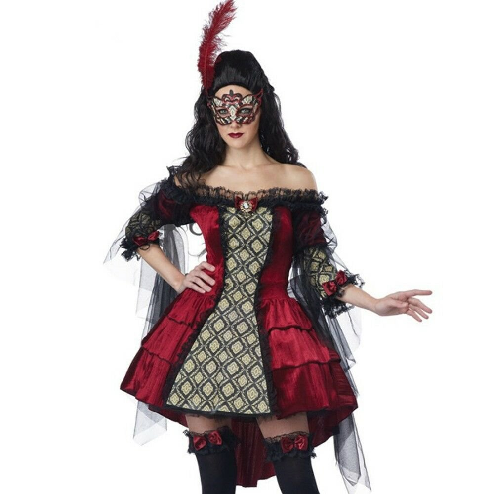 Halloween Demon Cosplay Game Woman Refinement Uniform