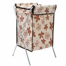 Laundry basket  foldable  washable basket Storage Supply 600D Oxford cloth