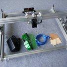 300 mW Desktop DIY Laser Engraver Engraving Machine CNC Printer Size A3