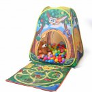 Children's tent large baby owl wave marine ball game house dollhouse