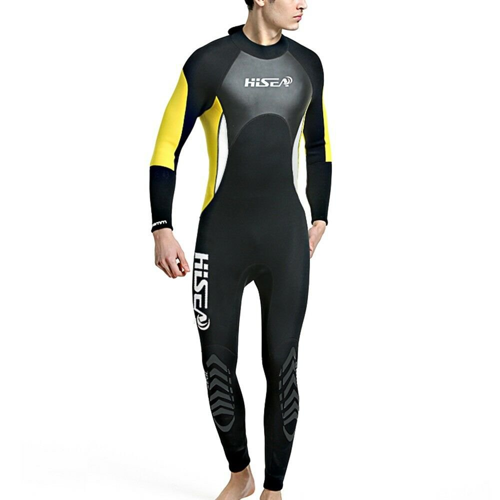 M059 M060 One-piece Surfing Diving Suit Wetsuit Topwear   man
