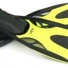 Dive Snorkeling Swimming Scuba Fins Split Fins L Comfortable of full foot fins