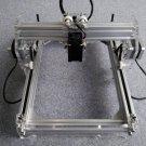 2000 mW Desktop DIY Laser Engraver Engraving Machine CNC Printer aluminium