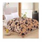 Two-side Blanket Bedding Throw Coral fleece Super Soft Warm Value 180cm 39