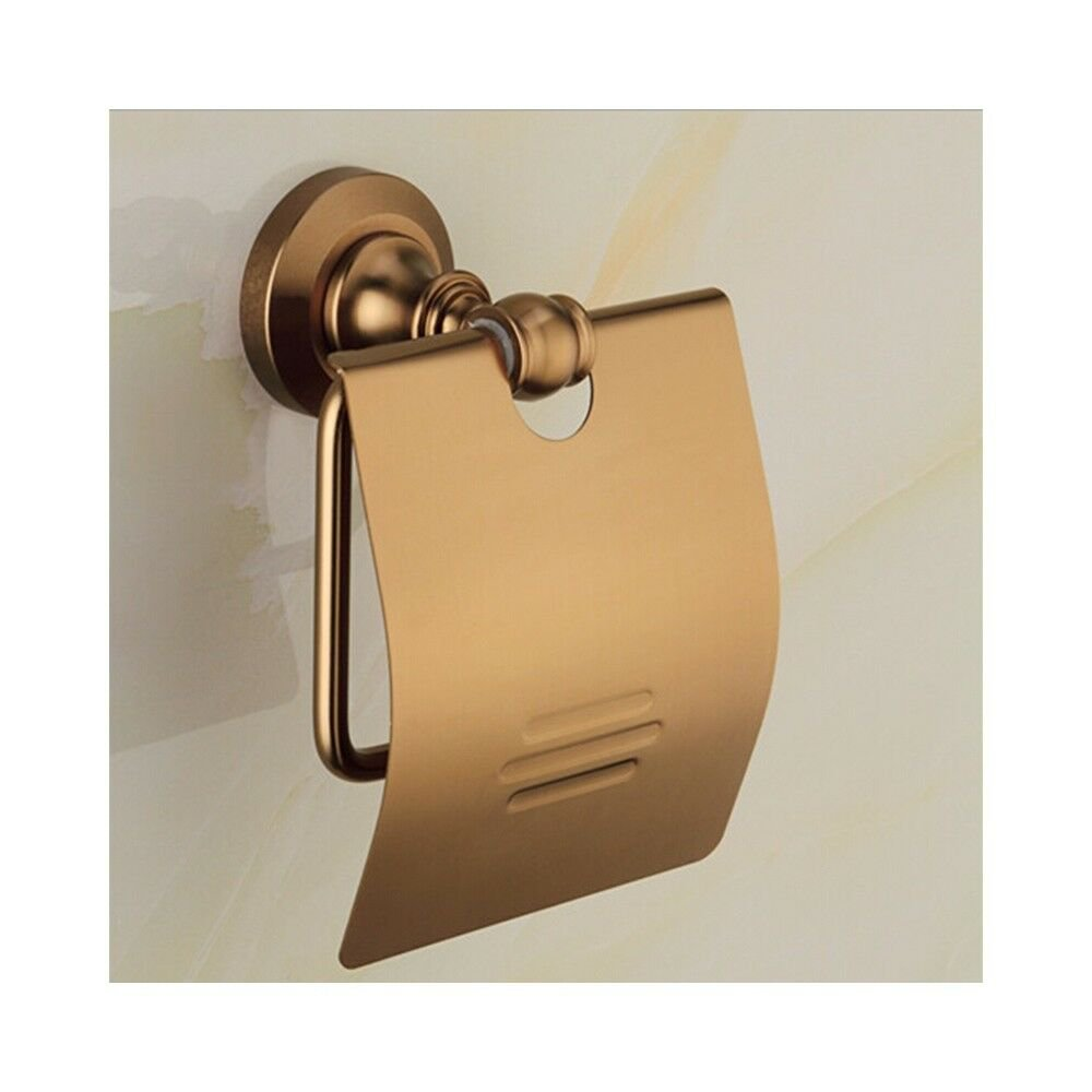 bathroom accessories  Antique toilet Paper Holder space aluminum