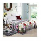 Two-side Blanket Bedding Throw Coral fleece Super Soft Warm Value 180cm 29
