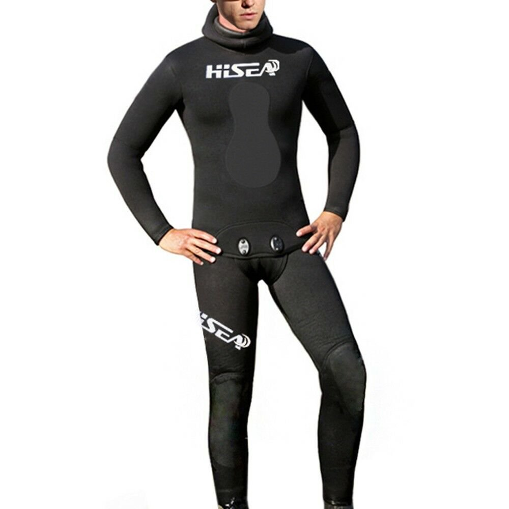 M069 Diving Suit Wetsuit Fishing Surfing    4 M069 3.5mm leather