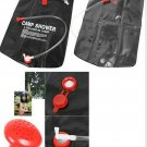20L/40L Camping Hiking Portable Solar Heated Outdoor Shower Pipe Water Bag