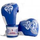 Taekwondo Gloves Boxing Training Free Combat Gloves Adults KS334 Red White