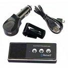 Car Bluetooth Handsfree Kit X3 MP3 FM Transmitter