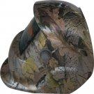 Cheap Auto Darkening Welding Helmet in Beautiful Multicolor Autumn Leaf Design