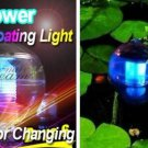 New Color Changing Floating Solar Led Ball Light