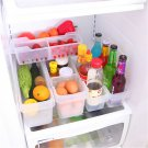 Rectangular removable storage box classification refrigerator drawers Box