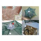 Automatic Fishing Net Cage Solid Thick   8 SIDES 16 HOLES