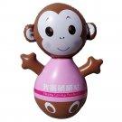 Inflatable Toy 90cm Large Tumbler Thick Cartoon    monkey