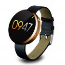 Multi-function Smart Watch with Heart Rate Monitor DM360   Gold color