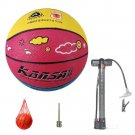 Basketball 2 Baby Children Standard 2# diameter 14cm