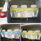 Car-used Big Volume Sundries Hang Bag Chair Back Bag / Car Back Seat Storage Bag