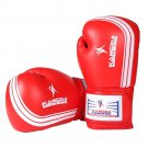 Taekwondo Gloves Boxing Training Free Combat Gloves Adults Red