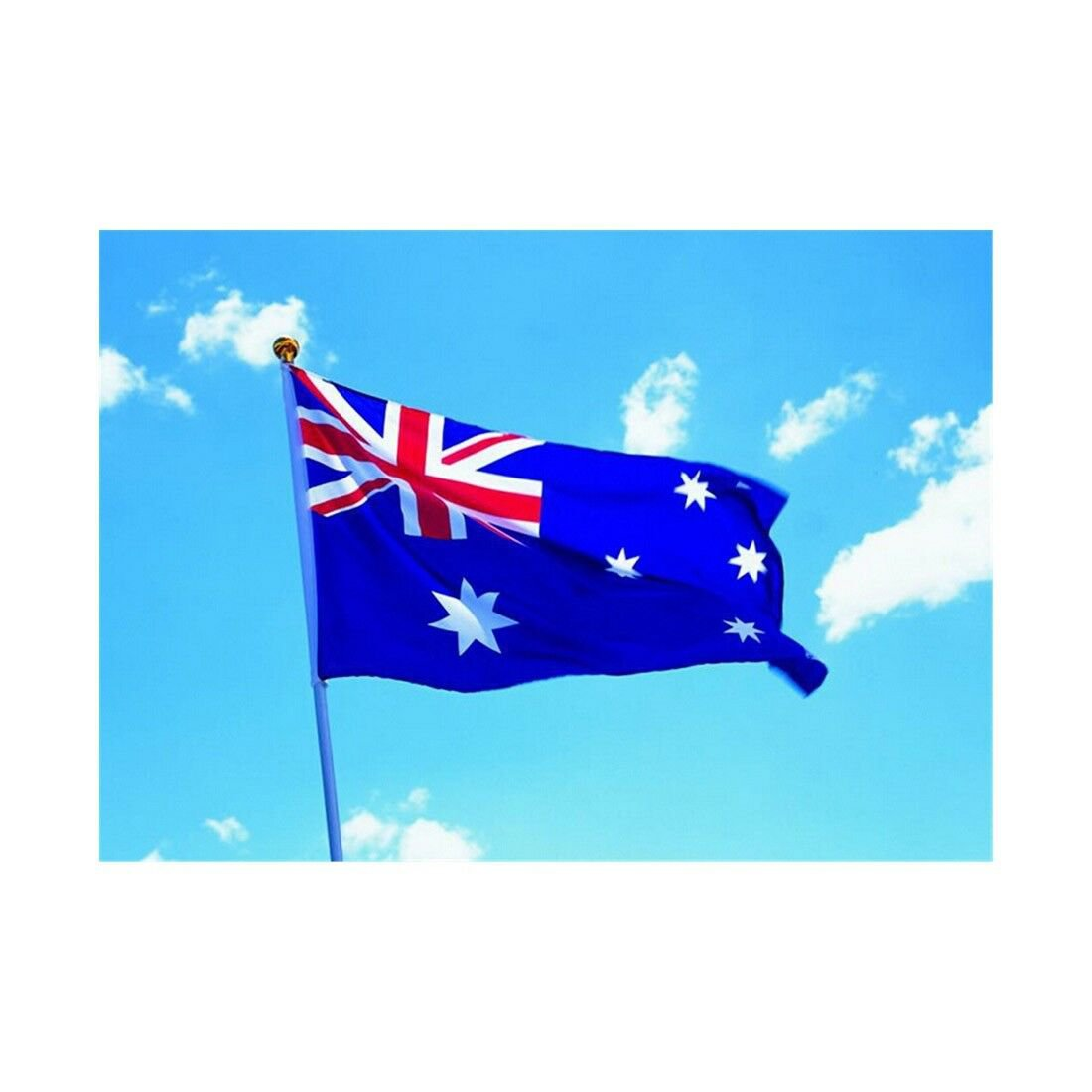 120 * 180 cm flag Various countries in the world Polyester banner flag   Austral