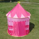 Portable Pop Up Princess Tent For Children Kids Outdoor Indoor tent Pink Color