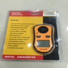 Digital Anemometer Air Wind Speed Meter Thermomete