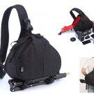 Triangle Chest Shoulder Camera Bag for DSLR Canon Nikon Universal