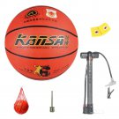 Basketball 7 Baby Children Standard 7# diameter 24.6cm