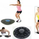 Balance Board For Fitness Therapy Workout Gym Rehab Muscle Definition Health