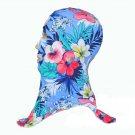 Swimming Cap Facekini Guard Head UV Jellyfish   A