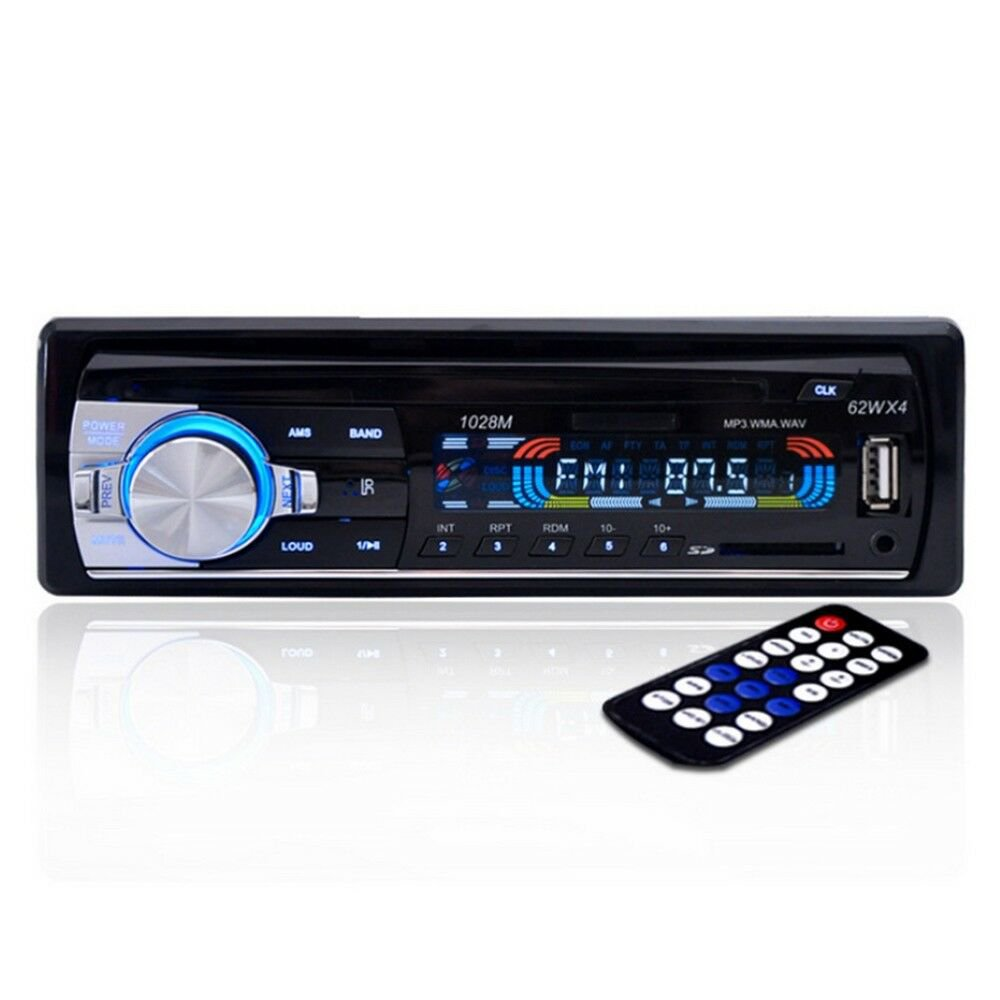 1028 Car Vehicle MP3 Player with USB CD Machine