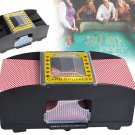 Automatic 2 Deck Card Shuffler Machine For Party Casino